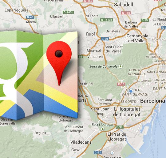 Taller sobre Google Maps