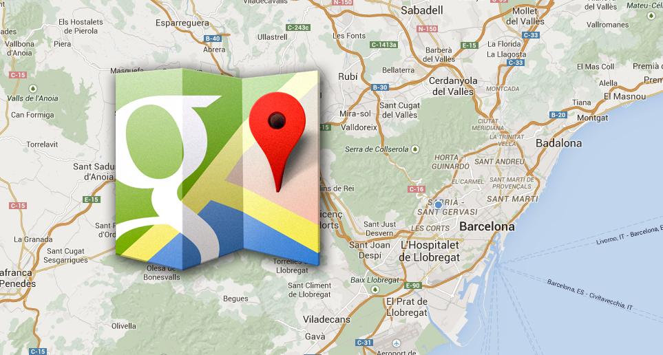 Taller Google Maps