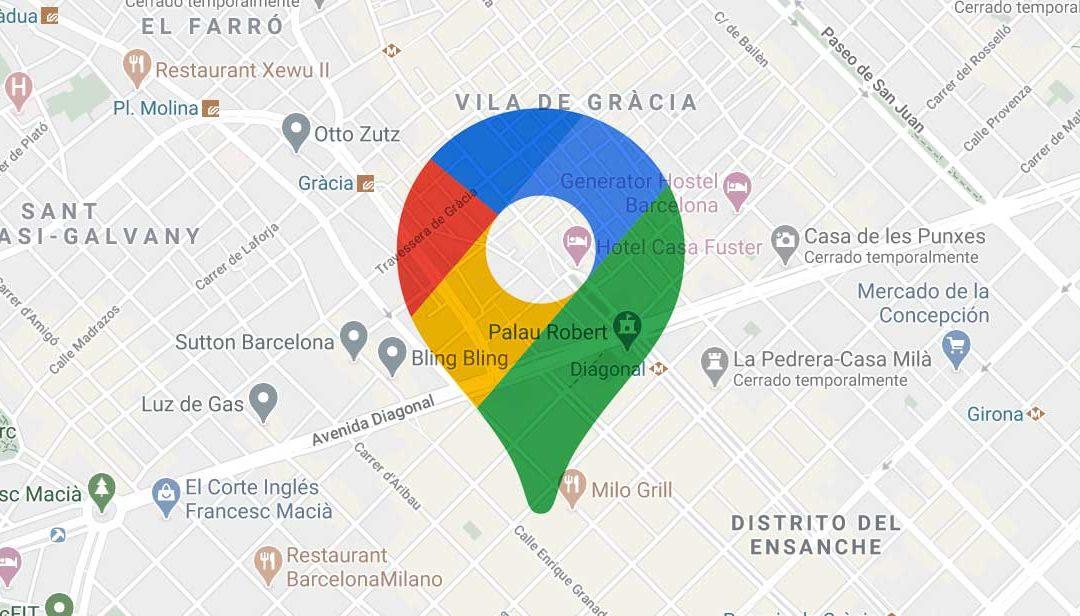Cómo poner un mapa personalizado de Google en tu sitio web